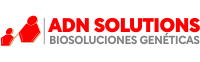 logo adnsolutions prueba de adn